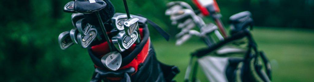 Kuvituskuva: Golfmailoja